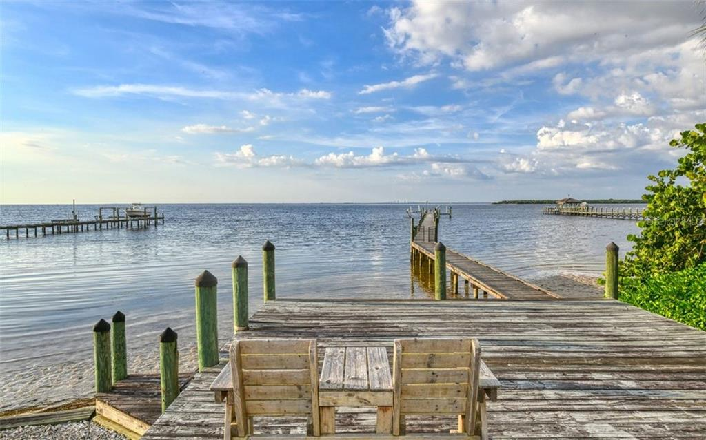 Private deck to sit and relax and take in the view - Single Family Home for sale at 2316 Nw 85th St Nw, Bradenton, FL 34209 - MLS Number is A4445702