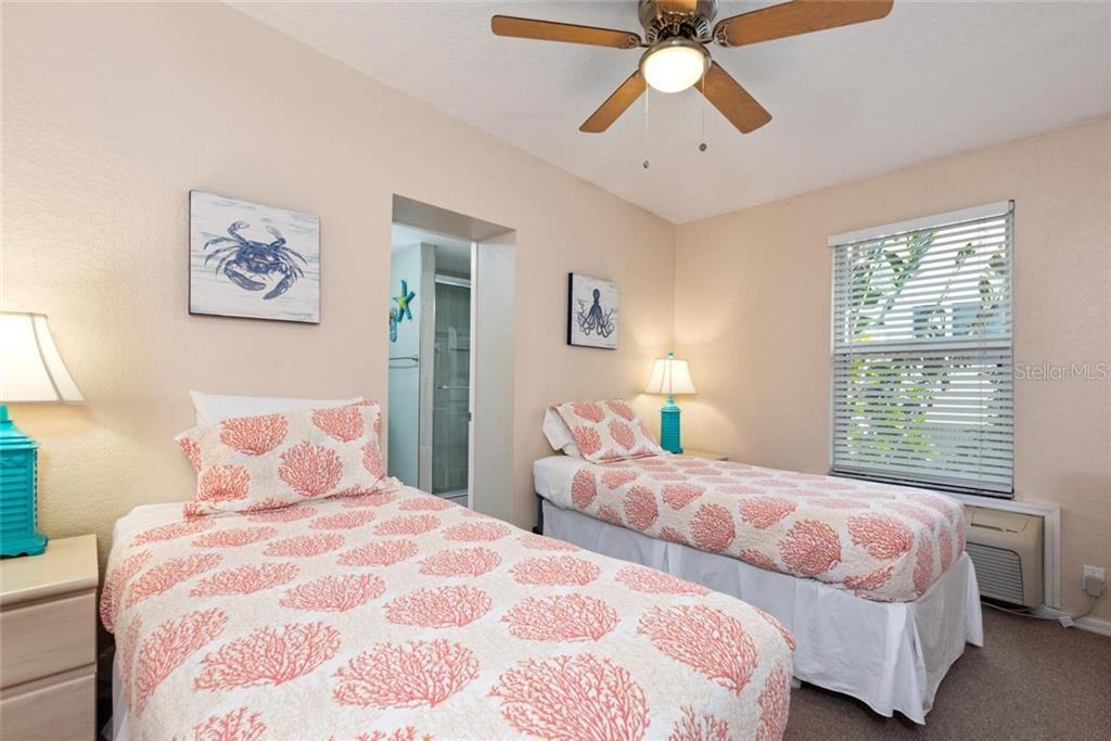 Clown Bedroom. - Single Family Home for sale at 523 Beach Rd, Sarasota, FL 34242 - MLS Number is A4446354