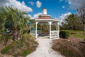 Enjoy some quiet time, watching the children play, in this whimsical gazebo, located in The Preserve park. - Vacant Land for sale at 22510 Morning Glory Cir, Bradenton, FL 34202 - MLS Number is A4430942