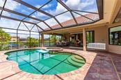 Pool Area - Lanai - Outdoor Space - Single Family Home for sale at 11728 Rive Isle Run, Parrish, FL 34219 - MLS Number is A4439074