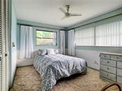Bedroom 3 with closet. - Single Family Home for sale at 7006 18th Ave W, Bradenton, FL 34209 - MLS Number is A4450658