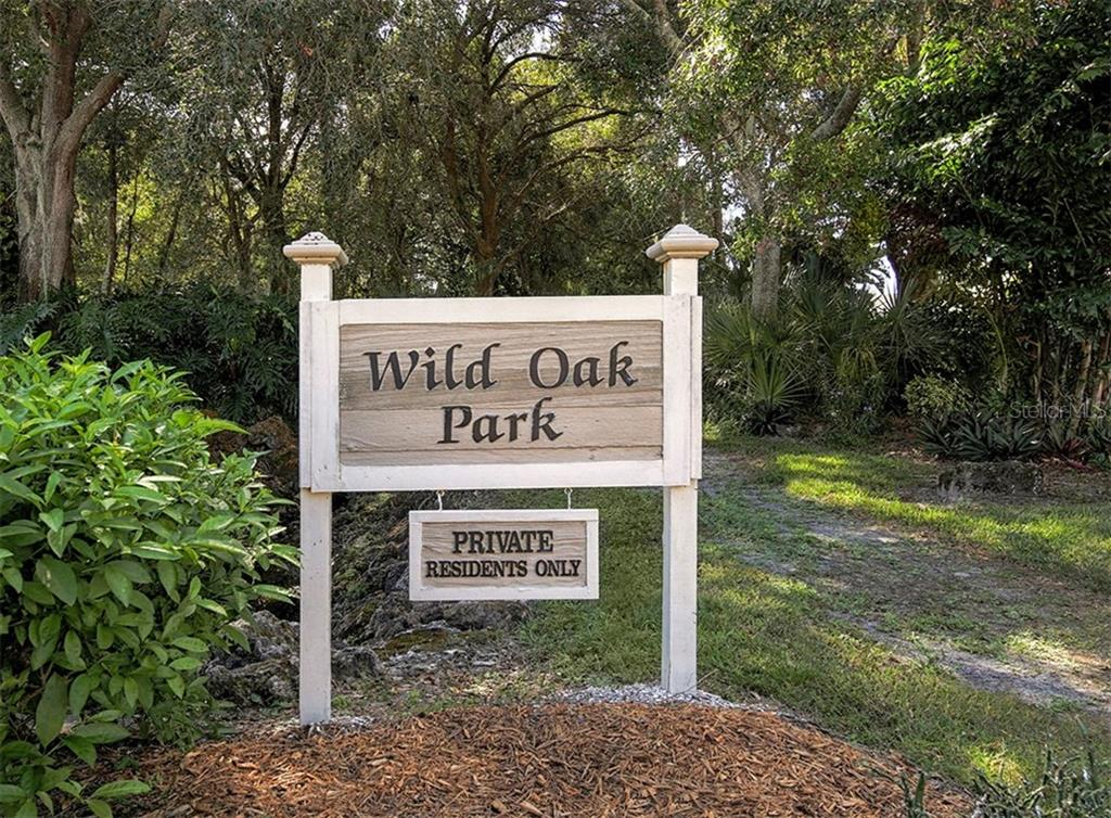 Wild Oak Park - Single Family Home for sale at 515 Park Estates Sq, Venice, FL 34293 - MLS Number is N6103193