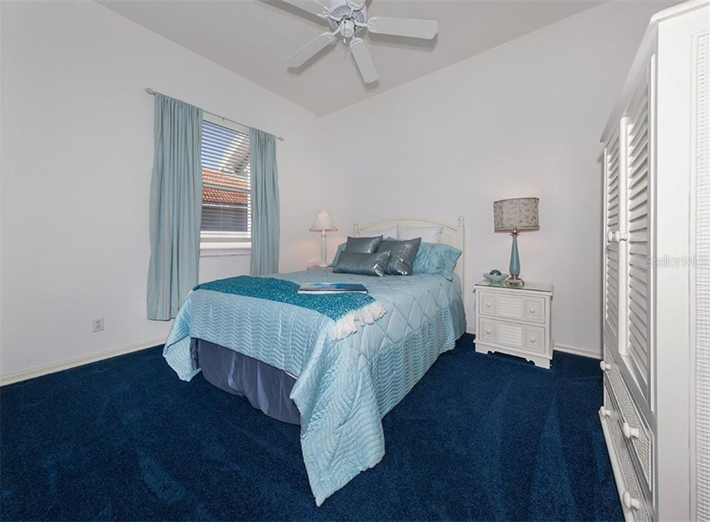 Bedroom - Single Family Home for sale at 2201 Sonoma Dr E, Nokomis, FL 34275 - MLS Number is N6103410