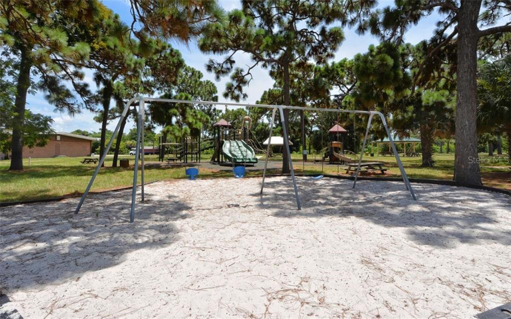 Playground - Single Family Home for sale at 227 Redwood Rd, Venice, FL 34293 - MLS Number is N6103942