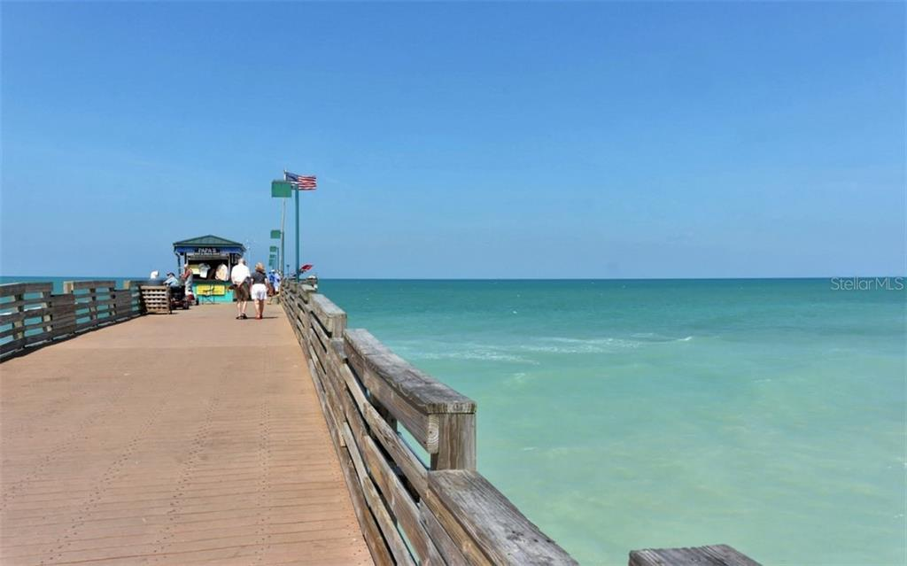 Venice Fishing Pier - Single Family Home for sale at 227 Redwood Rd, Venice, FL 34293 - MLS Number is N6103942