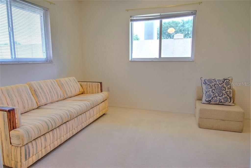 Third Bedroom - Single Family Home for sale at 4884 Jacaranda Heights Dr, Venice, FL 34293 - MLS Number is N6105548