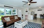 Living room to kitchen - Single Family Home for sale at 227 Redwood Rd, Venice, FL 34293 - MLS Number is N6103942